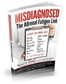 Misdiagnosed The Adrenal Fatigue Link