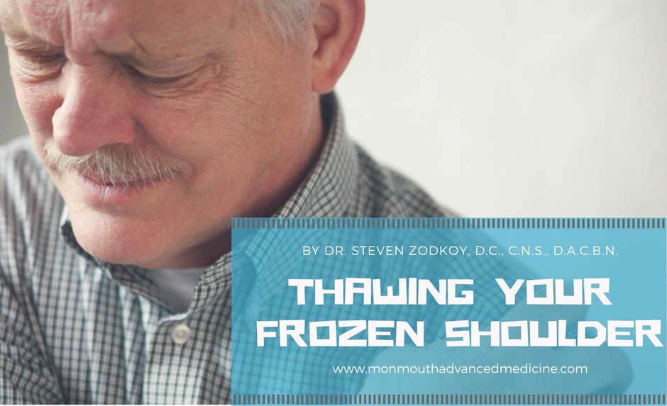 Thawing Your Frozen Shoulder