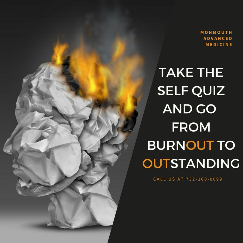 BurnOUT to OUTstanding
