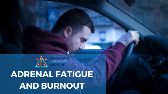 Adrenals and Burnout