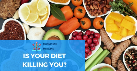 Is Your Diet Killing You?