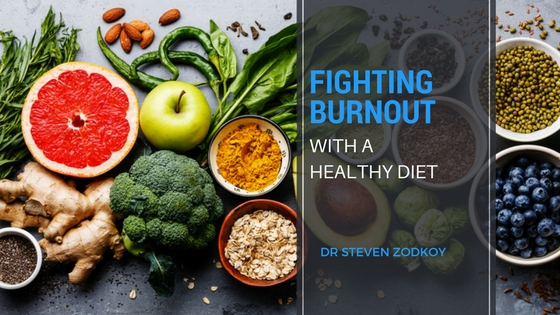 Fighting Burnout with a Healthy Diet
