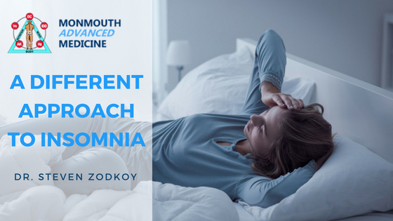 A Different Approach to Insomnia