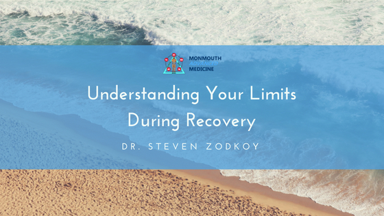 Understanding Your Limits During Recovery