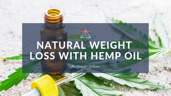 Natural Weight Loss with Hemp Oil
